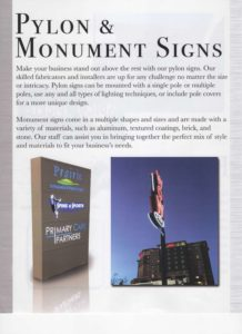 Pylon & Monument Signs, Wholesale Channel Letters